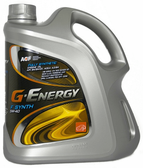 g energy f synth 5w 40 отзывы